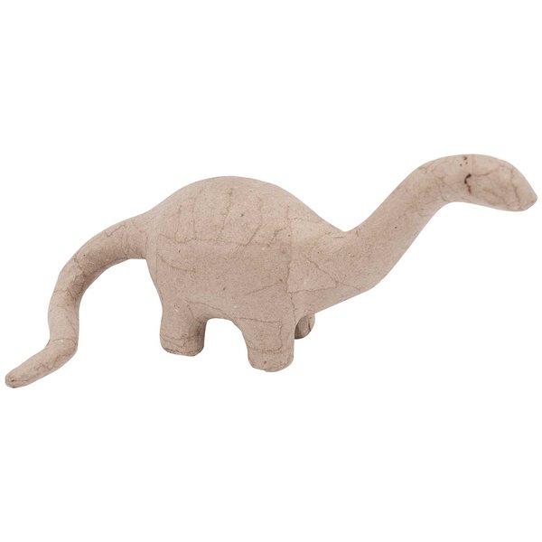 Rico Design Pappmaché Brachiosaurus groß 34x21x12cm