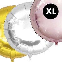 YEY! Let's Party Folienballon rund 86cm