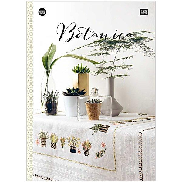 Rico Design Stickbuch Botanica Nr.155