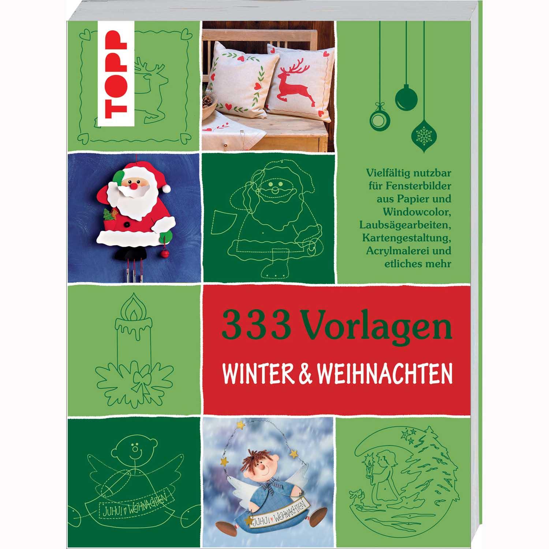 TOPP 333 Vorlagen für Winter und Weihnachten günstig online kaufen »