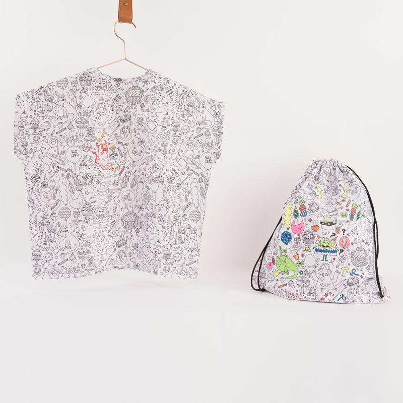 Gut gemocht Stoffe bemalen mit Textilstiften: Gratis Anleitung kostenlos nutzen GD18