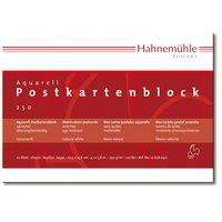 Hahnemühle Aquarell Postkartenblock rau A6 250g/m² 20 Blatt