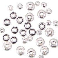 Jewellery Made by Me Kugeln und Scheiben 30 Stück