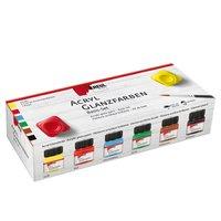 KREUL Hobby Line Creativ Set Acryl Glanzlack 6x20ml