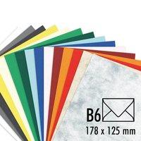 Artoz S-Line Kuverts B6 90g/m² 5 Stück