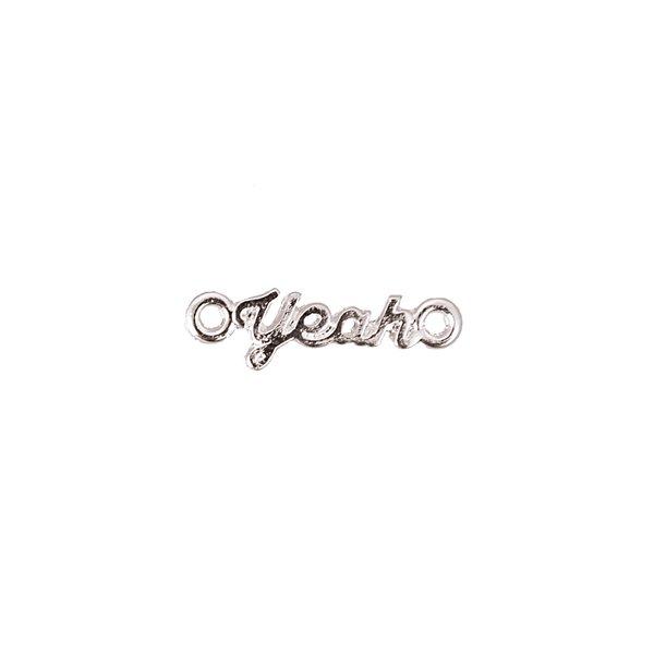Jewellery Made by Me Schriftzug Yeah 19x6mm