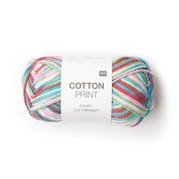 Rico Design Cotton print 50g 115m