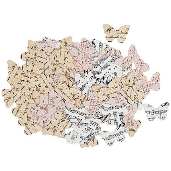 Paper Poetry Tischkonfetti Musik 150 Stück
