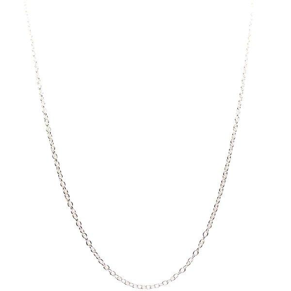 Jewellery Made by Me Gliederkette silber 60cm