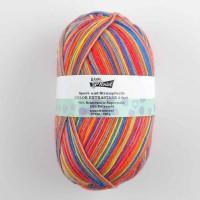 Wolle Rödel Sport- und Strumpfwolle Color 6-fädig 150g 375m