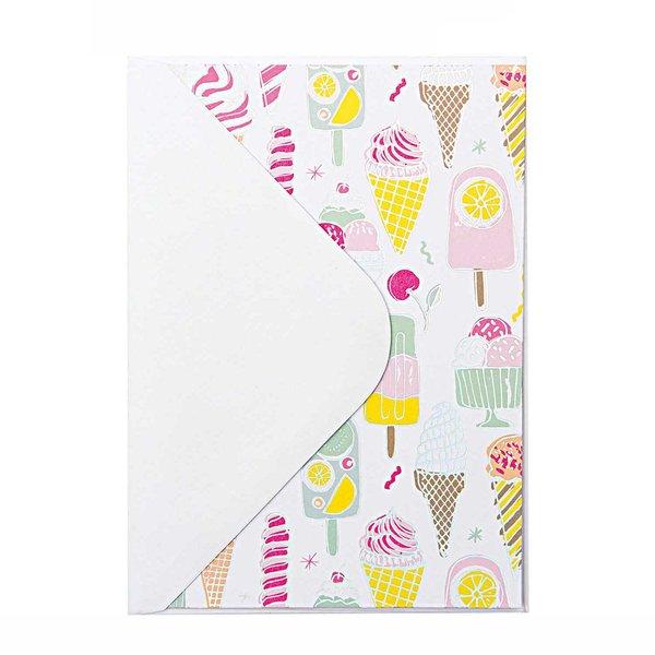 Paper Poetry Kartenset A6/C6 12teilig 6 Karten 6 Umschläge