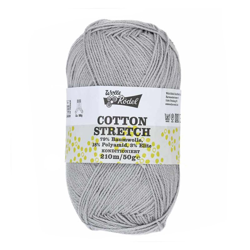 Wolle Rödel Sport- & Strumpfwolle Cotton Stretc...