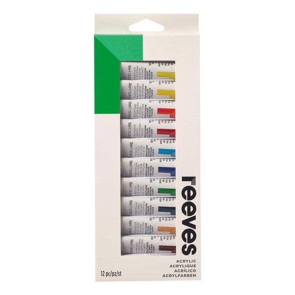 reeves Acrylfarben Set 12x10ml