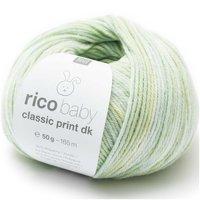 Rico Design Baby Classic Print dk 50g 165m