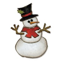 Sizzix Bigz Die Assembly Snowman by Tim Holtz