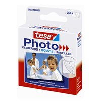 tesa Photo Klebepads weiß 250 Stück