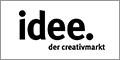 Bastelbedarf bei idee. Creativmarkt