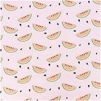 Rico Design Stoff Melone pink 140cm