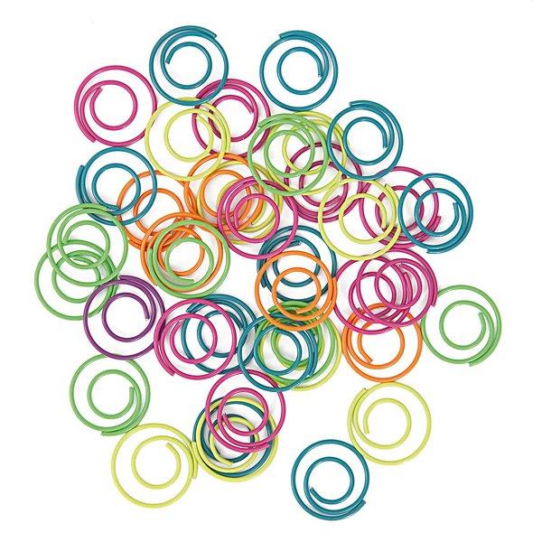 Paper Poetry Büroklammern Kreise 30 Stück