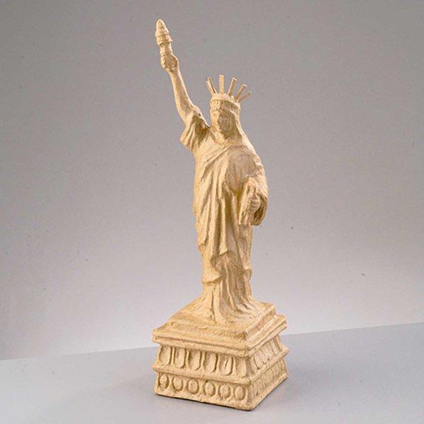 efco Pappmaché Freiheitsstatue 11x11x38,5cm