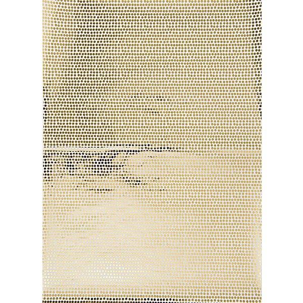 Rico Design SB Paper Patch Papier Dots gold 30x42cm 3 Bogen Hot Foil