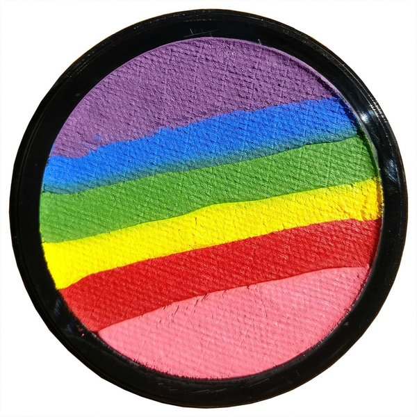 Eulenspiegel Schminkfarbe Rainbow Magic 6 Farben 30g