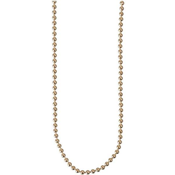 Jewellery Made by Me Kügelchenkette gold 70cm