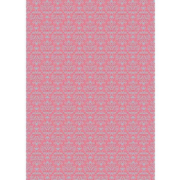Rico Design Paper Patch Papier Ornamente pink 30x42cm