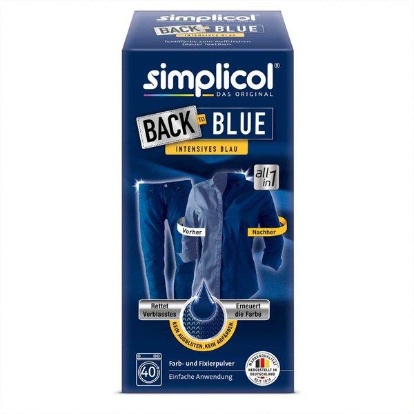 simplicol Back-to-Blue Farberneuerung 400g