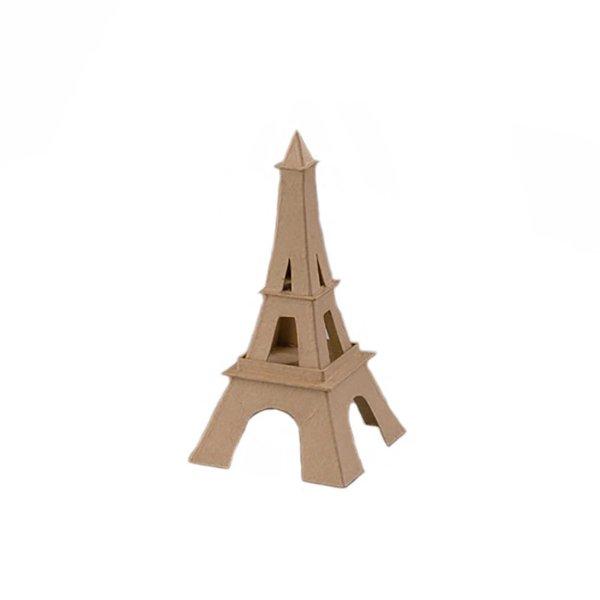 efco Pappmaché Eiffelturm 10x10x20cm