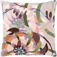 Rico Design Gobelin Kissen Blüten 40x40cm zum Sticken
