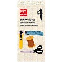 Rico Design Sticky Notes Schneider 120 Stück