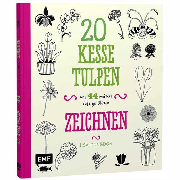 EMF 20 kesse Tulpen zeichnen