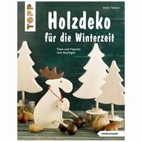 TOPP Holzdeko für die Winterzeit