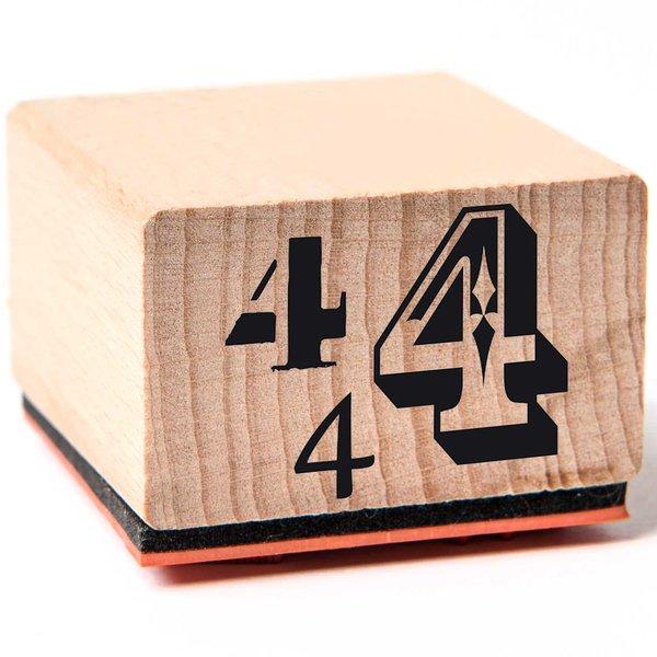 Rico Design Stempel 4 3,5x3,5cm