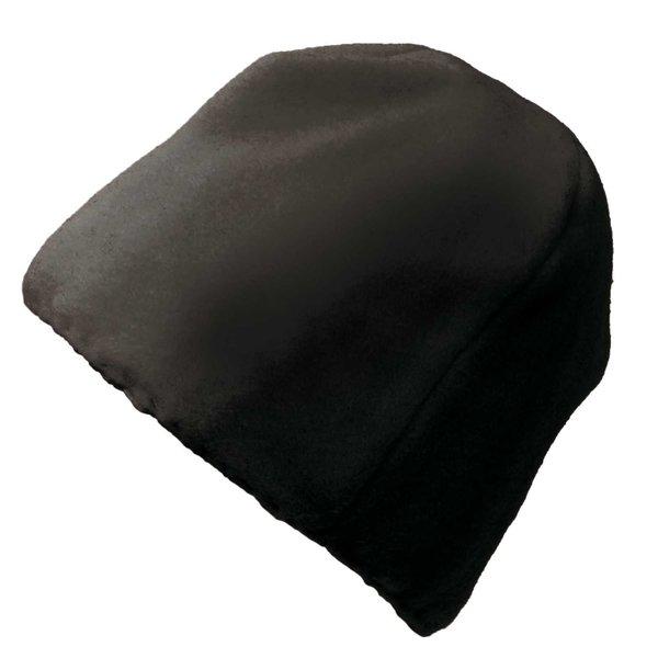 Rico Design Fleecefutter für Mützen schwarz 56-60cm