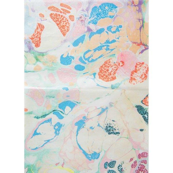Rico Design SB Paper Patch Papier marmoriert 1 30x42cm 3 Bogen