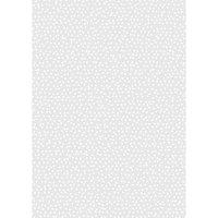 HEYDA Transparentpapier Punkte weiß A4 115g/m²