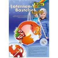 folia Laternen Set Fuchs