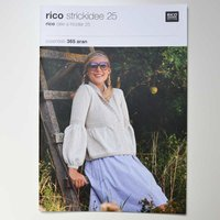 Rico Design Strickidee Nr.25 Essentials 365 aran