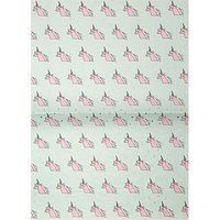 Rico Design Paper Patch Papier Einhorn 30x42cm Hot Foil