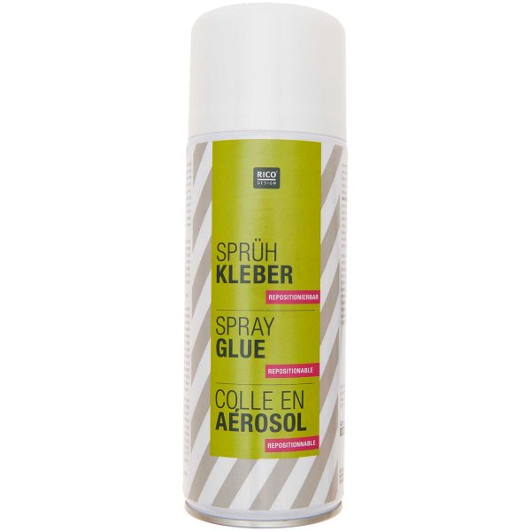 Rico Design Sprühkleber repositionierbar 400ml