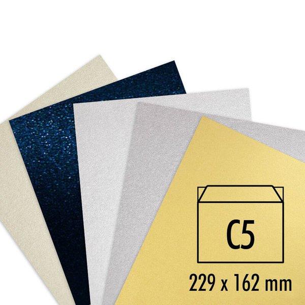 Artoz Perle Kuverts C5 120g/m² 5 Stück