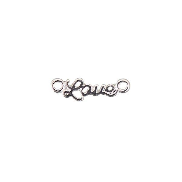 Jewellery Made by Me Schriftzug Love 19x6mm