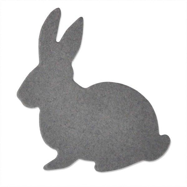 Sizzix Thinlits Die Cute Bunny by Samantha Barnett