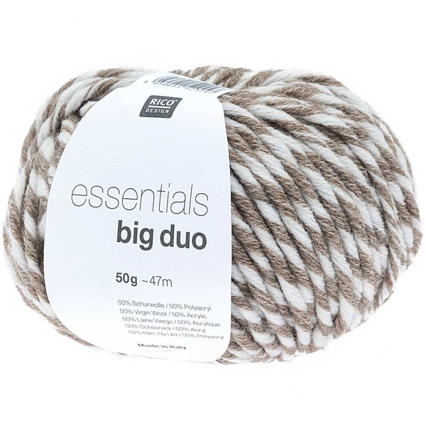 Rico Design Essentials Big Duo 50g 47m