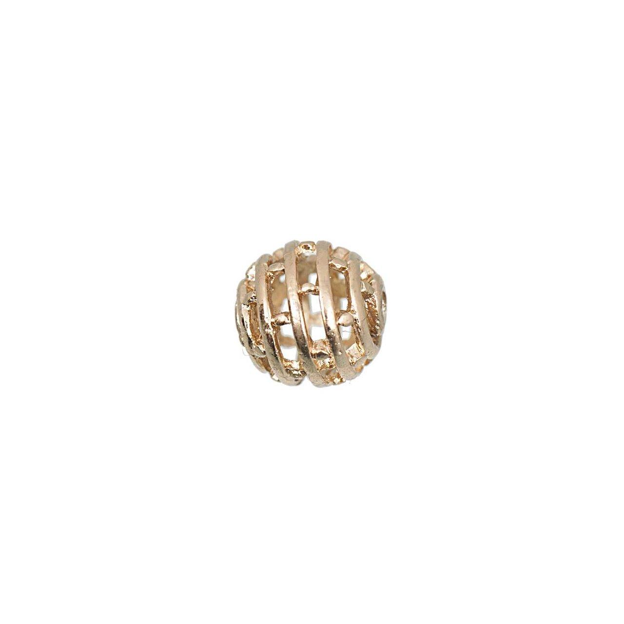 Jewellery Made by Me Metallkugel Kreise gold 10...