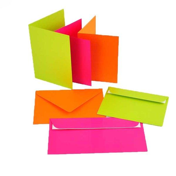 Artoz S-Line Bogen neonlime 80g/m² 5 Stück