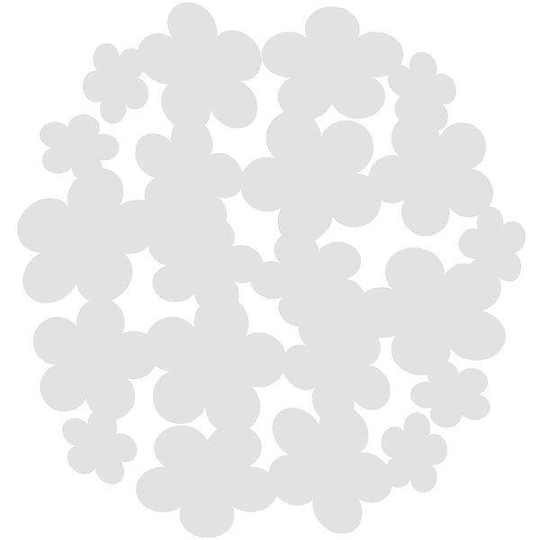 Rico Design Cardboard Blumenball 11,2x11,8cm