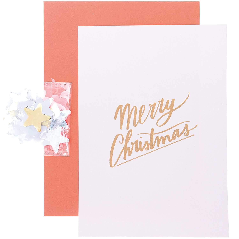 Paper Poetry DIY-Kartenset Merry Christmas günstig online kaufen »
